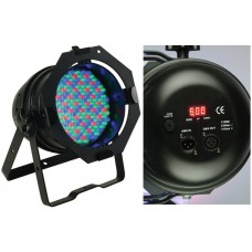 American DJ 64B LED PRO Black DMX Par 64 Can
