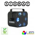 Omnisistem SixRay LED Effect Light