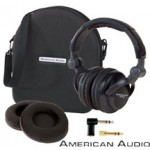 American Audio HP 900 DJ Headphones