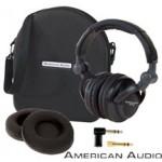 American Audio HP 900 DJ Headphones