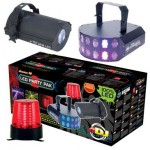 American DJ LED Party Pak 2
