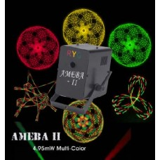 Omnisistem Ameba II 4.95mW Multicolor Laser