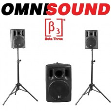 OmniSound Beta 3.12 Speaker System