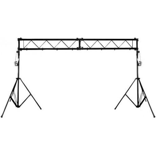 American Dj Crank 2 System Light Truss System on Dj Equipment Setup