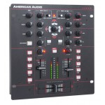 American Audio 10 MXR 2 Channel Midilog DJ Mixer