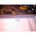 Replacing the Stylus Light on the Technics 1200