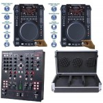 American Audio 14MXR 3000 System DJ Package