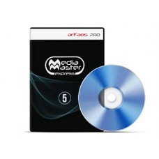 ArKaos Media Master Express Software Backup Boxed by ADJ