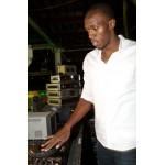 DJ Usain Bolt rocks the Olympics After Party