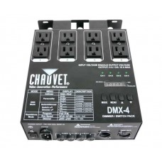 Chauvet DJ DMX-4 Dimmer and Relay Pack