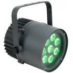Elation ELAR EXQUADPAR HP Outdoor Rated LED Par