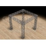 Global Truss SQ-10x10 Tradeshow Booth F34