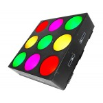 Chauvet Core 3x3 LED Blinder or Wash Light
