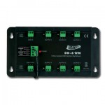 Elation DD-WM6 Wall Mount DMX Splitter
