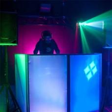 ADJ Event Facade DJ Booth