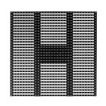 EVLED 20IP IP65 Outdoor Rated LED Wall Panel