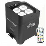 Freedom Par Quad-4 Wireless and Rechargeable by Chauvet DJ
