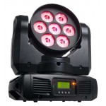 ADJ Inno Color Beam Quad 7 LED Moving Head