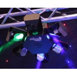 OmniSistem LED Dancer 2 DJ or Nightclub Light