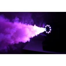 Maniac LED Moving Head with Fog Machine by CITC
