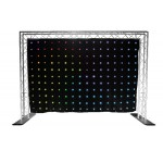 Trusst Mobile Truss Kit with Chauvet DJ MotionDrape LED