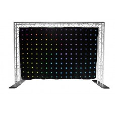 Trusst Mobile Truss Kit with Chauvet DJ MotionDrape LED
