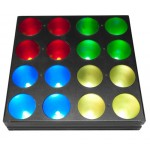 Chauvet Nexus 4x4 Bright LED Wash 4-Pack