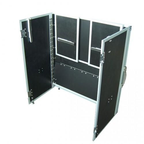 Omnifold Folding Mobile Dj Table