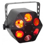 ADJ Quad Phase HP Bright LED DJ Lighting Effect