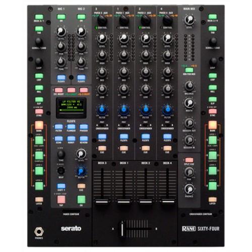Rane 64 Sixty Four Dj Mixer For Serato Dj