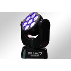 OmniSistem Spark 7 Bright RGBW LED Moving Head