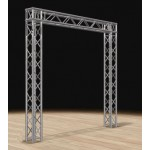 SQ-GP10 10ft by 10ft Goal Post by Global Truss