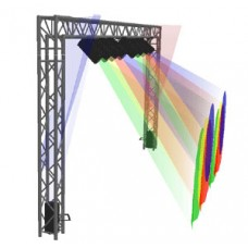 SQ-GP20 10ft by 20ft Goal Post by Global Truss