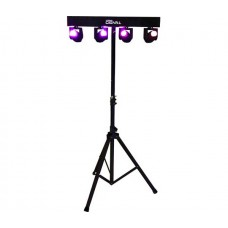 Tango Mobile Light System on Stand by Omnisistem