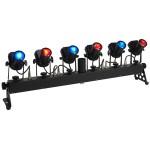 American DJ TriBar Spot LED Pinspot System