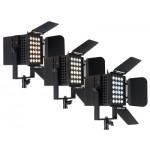 Elation TVL3000 II Series WW CW DW LED Panel