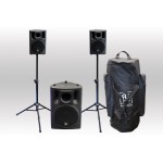 OmniSound Beta 3 US800 2.1 Self Powered Speaker System
