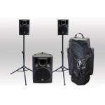 OmniSound Beta 3 US800 2.1 Self Powered Speaker System