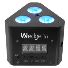 Wedge Tri LED Wash Triangular Truss Light