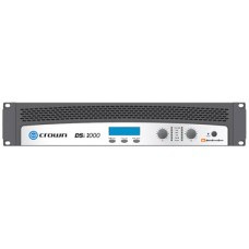 Crown DSI-2000 Power Amplifier w/DSP