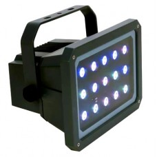 Elation ELAR EX TRIFLOOD Outdoor/Exterior LED Flood