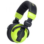 American Audio HP-550 Lime Headphones