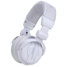 American Audio HP-550 Snow White Headphones