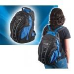 Arriba LS500 Deluxe Padded DJ Backpack