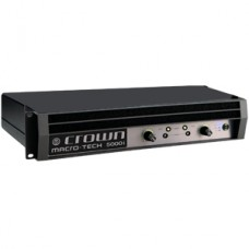 Crown MA5000I Macro Tech I Series Amplifier