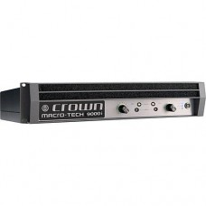 Crown MA9000I Macro Tech I Series Amplifier