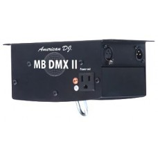 American DJ MB-DMX II Heady Duty - Large Mirror Ball Motor