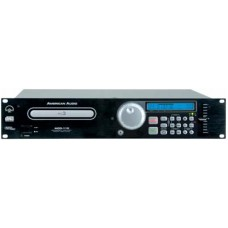 American Audio MCD-110 Professional Single MP3/CD Player