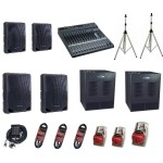 American Audio PA Package #3x