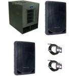 American Audio Pro Former 1515 Speaker System